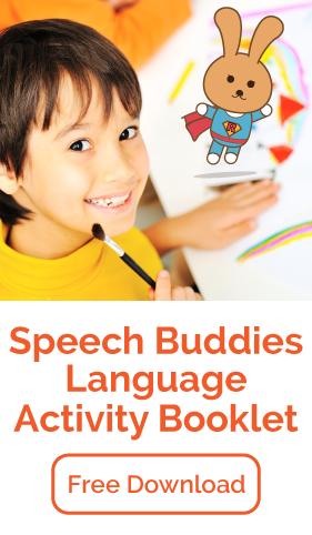 Free Speech Language Activity Book