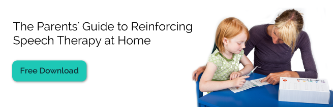 Parents' Guide to Reinforcing Speech Therapy at Home