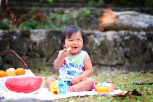 Baby feeding and swallowing problems