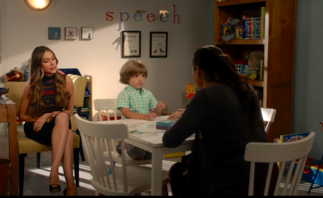 Speech Buddies Hits Hollywood – Appearance on Modern Family!